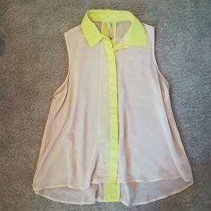 Paper crane blouse